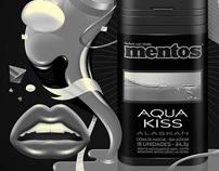Mentos Aqua Kiss