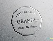 10+ Free PSD Paper Logo Mockups