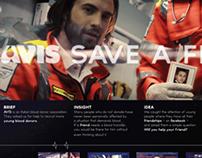 Save The Life - Avis Blood Bank