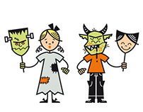 Serial Halloween