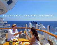 "Royal Caribbean ""Anything But Boring"""