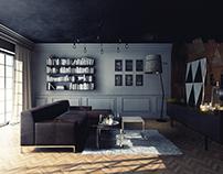 Golden Box - Unreal Engine ArchViz