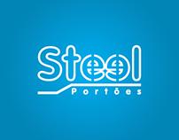 Branding: Steel Portões