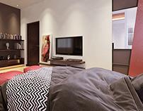 girl bedroom design in ksa