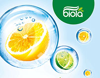 BIOLA / Fruits in mineral water