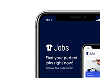 Jobs | Exclusive For Blue-Collar Worker