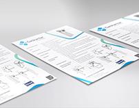 Gaskanlar Otomasyon - Presentation Folder & Paper