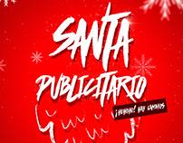 Santa Publicitario