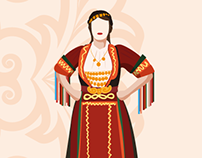 Folklore Poster Design