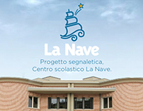 La Nave School centre - The Signage System