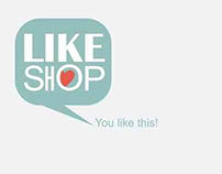 "Web-site ""like shop"""