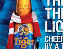 Tiger Beer Euro 2012