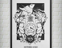 Nothing Gold Can Stay - Drowsy Shirts