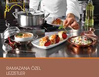Knorr'dan yeni kitap: Ramazana Özel Lezzetler