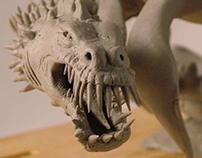 Monster of river Saar