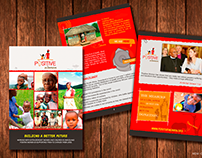 Positive Women Logo & Brochure