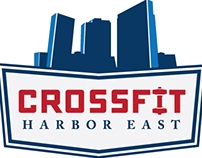 Crossfit Harbor East Identity