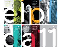 Elpida Year Annual 2011 / design / print