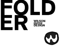 WILSON ISFER FOLDER DESIGN