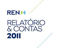 REN - Relatório & Contas 2011