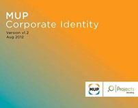 MUP corporate Identity - Brand Strategy