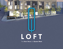 Qloft. Condominiums Queen West Toronto