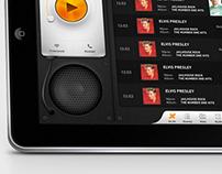 Radio Expres iPAD app