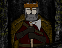 Game Poster for 'Dagaz'