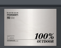 100% OUTDOOR for kenkoon