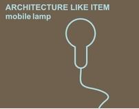 mobile lamp
