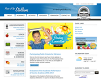 Sunrise Academy Website