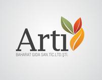 Arti Baharat (spices ) Logo