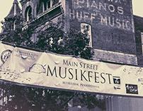 Bethlehem Musikfest 2012