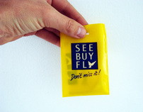 See Buy Fly mini towel (store traffic promotion)