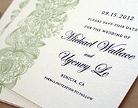Wedding Save-the-Dates
