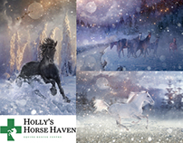 Holly's Horse Haven - Commission