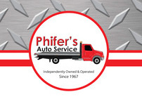 Phifer's Auto collateral