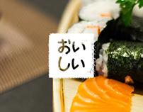 Oishii Sushi Menu
