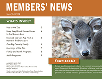 Newsletter/Mailer
