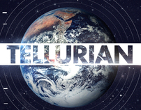 Tellurian, the fictional movie poster