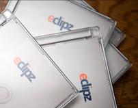 Logo & CD Packaging eClipz