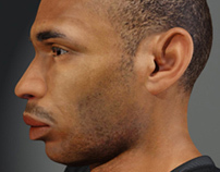 Thierry Henry 3D