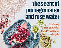 The Scent of Pomegranates & Rosewater