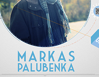 Vilnius Temperature On Stage - Markas Palubenka
