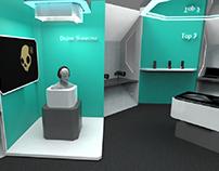 Pop-up Store Design (in progress)