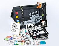 deviantART designs!