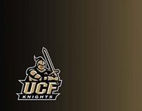 UCF Basketball Motion Graphics
