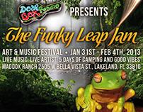 Funky Leap Jam 2013