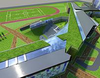 Sichuan School International Conceptural Design Competi