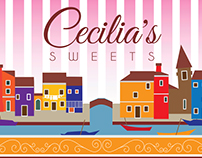 Burano, Cecilia's Sweets